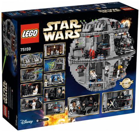 lego star wars l étoile de la mort