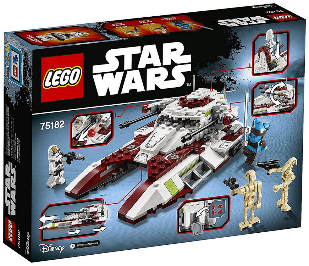 lego star wars soldes