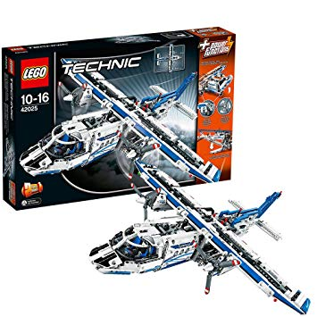 lego technic avion cargo