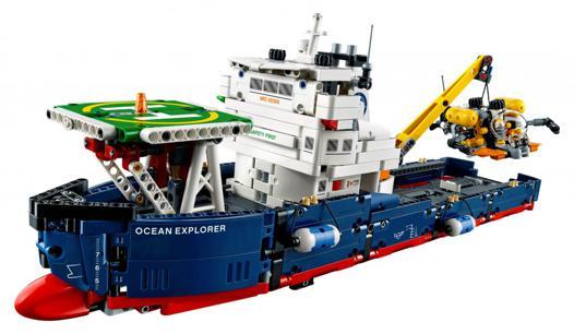 lego technic bateau