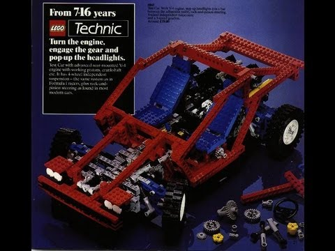lego technic classic