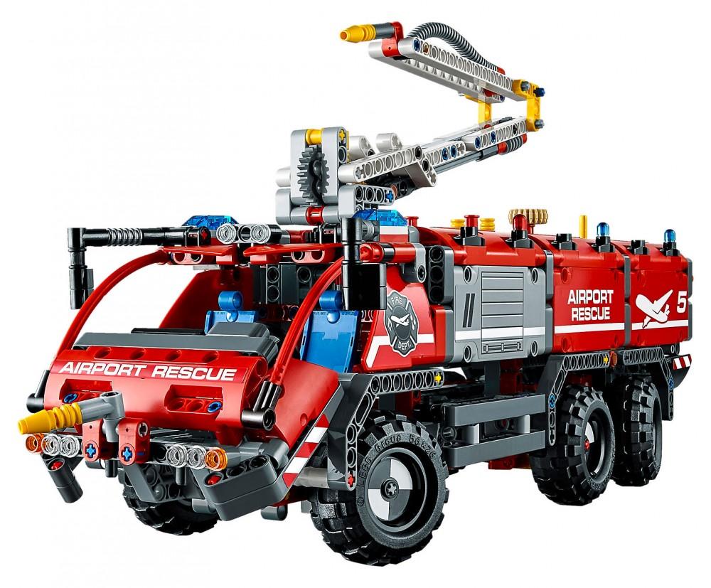 lego technic pompier
