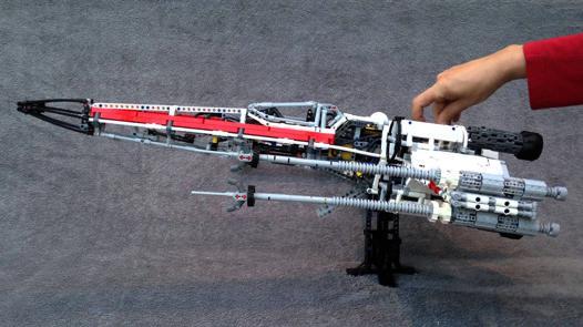 lego technic x wing