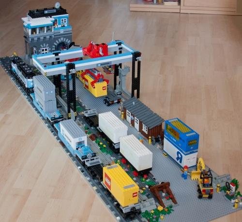 lego terminal a container