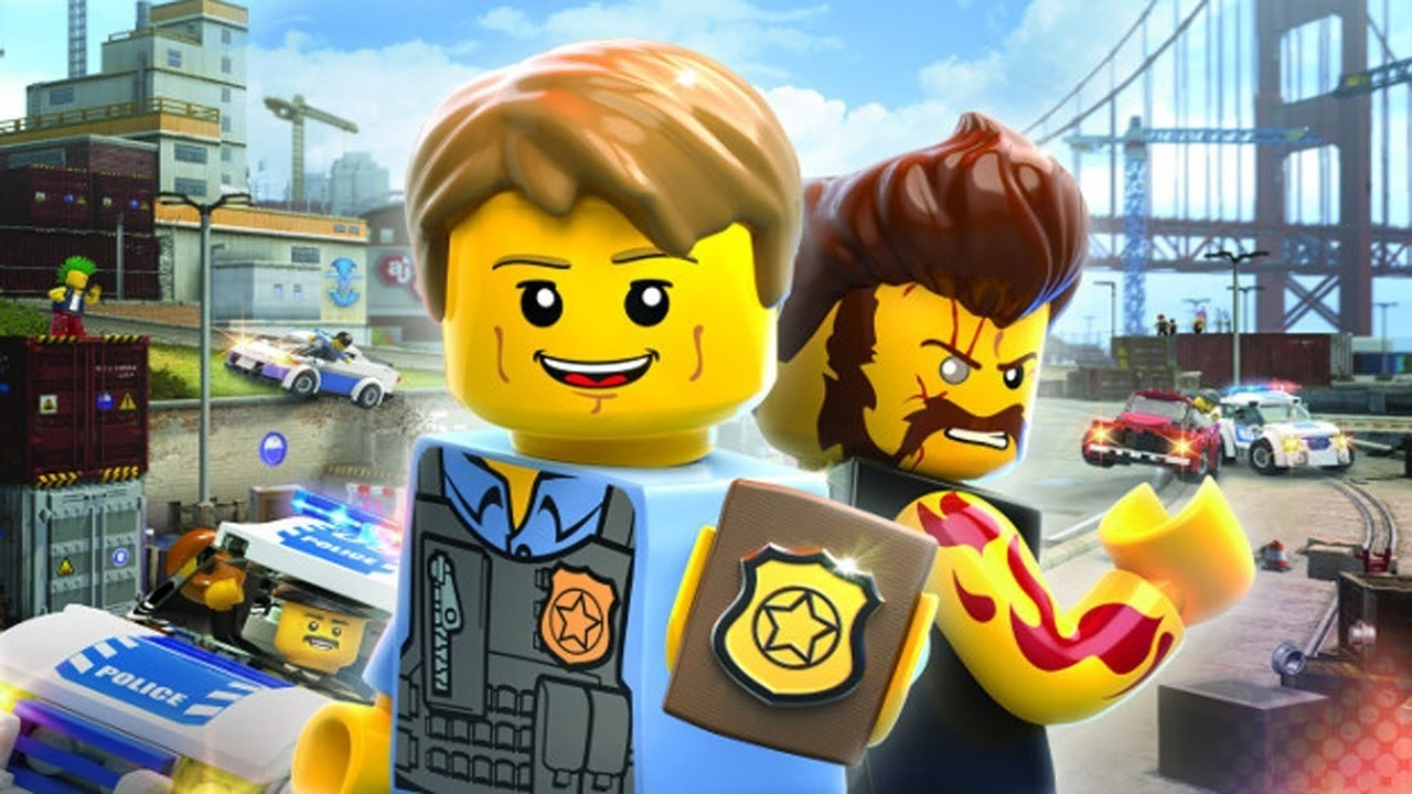 lego undercover movie