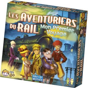 les aventuriers du rail junior