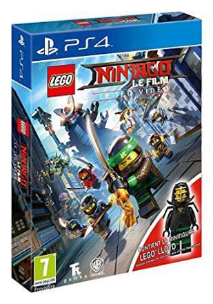 les jeux de lego ninjago