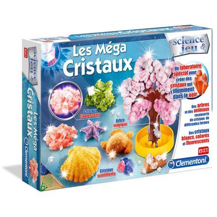 les mega cristaux