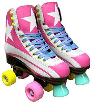 les patins à roulettes