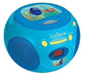 lexibook lecteur cd