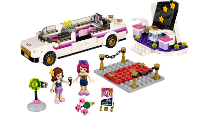 limousine lego friends