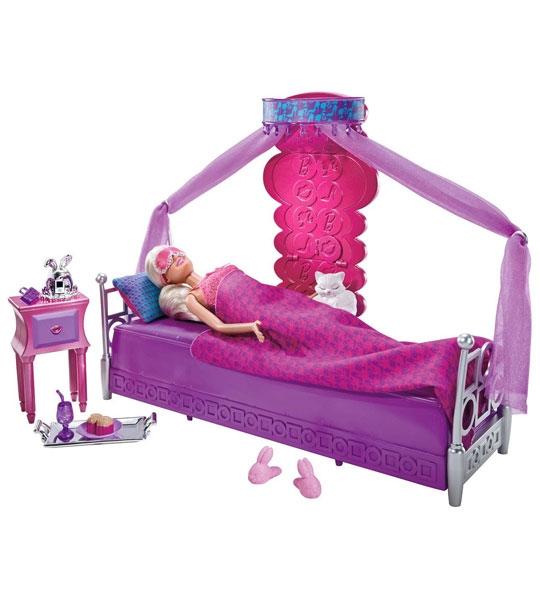lit barbie jouet