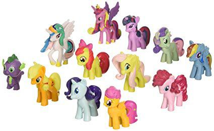 little pony figures