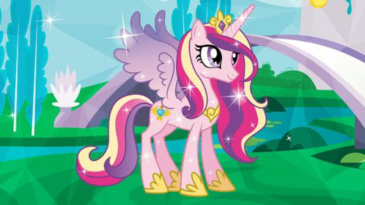 little pony nom