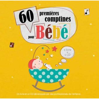 livre comptines bébé