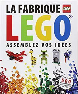 livre construction lego