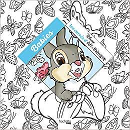 livre de coloriage disney