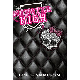 livre de monster high