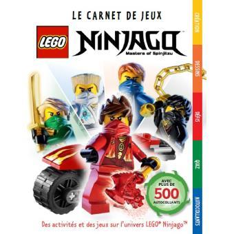 livre de ninjago