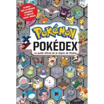 livre de pokemon