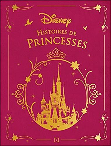 livre de princesse disney