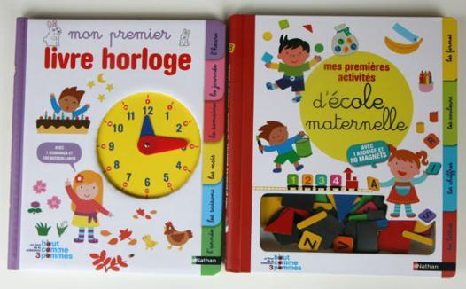 livre educatif maternelle