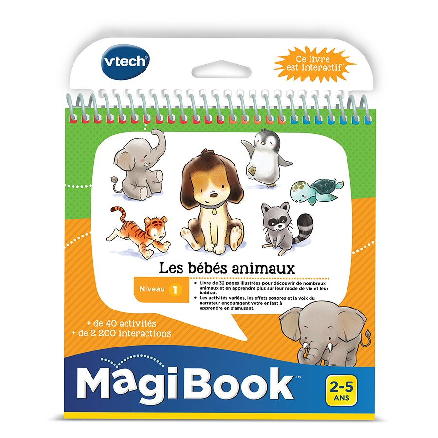 livre magibook