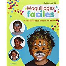 livre maquillage enfant