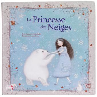 livre princesse des neiges