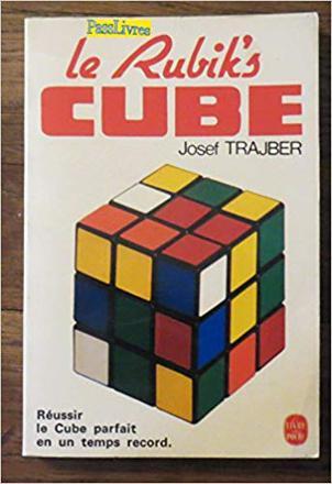 livre rubik's cube