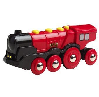 locomotive brio electrique