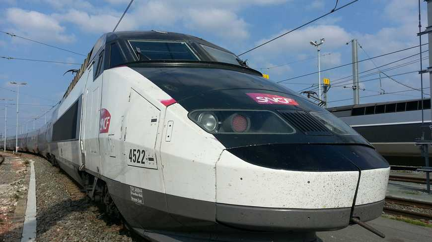 lorient paris train