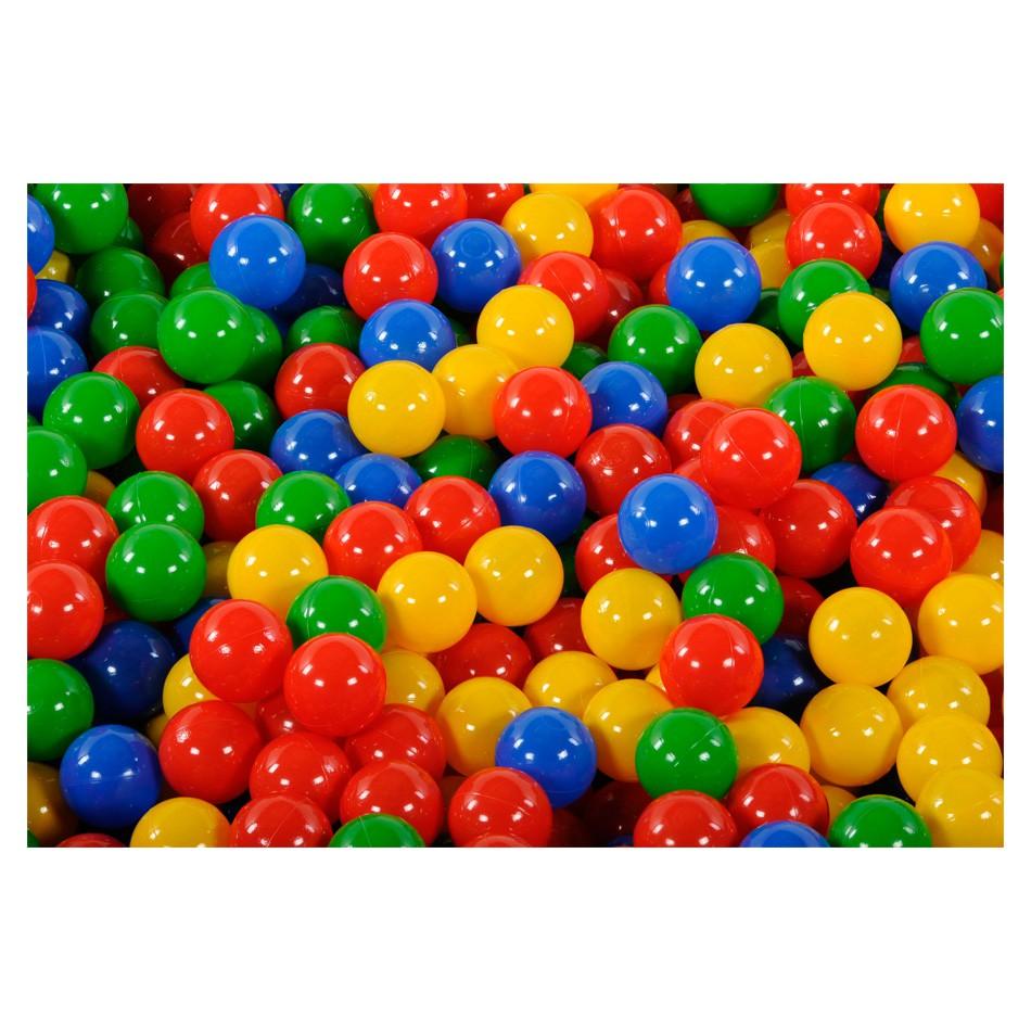 lot de 500 balles pour piscine