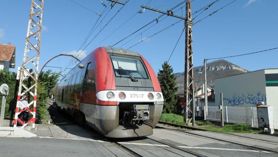 lunel perpignan train