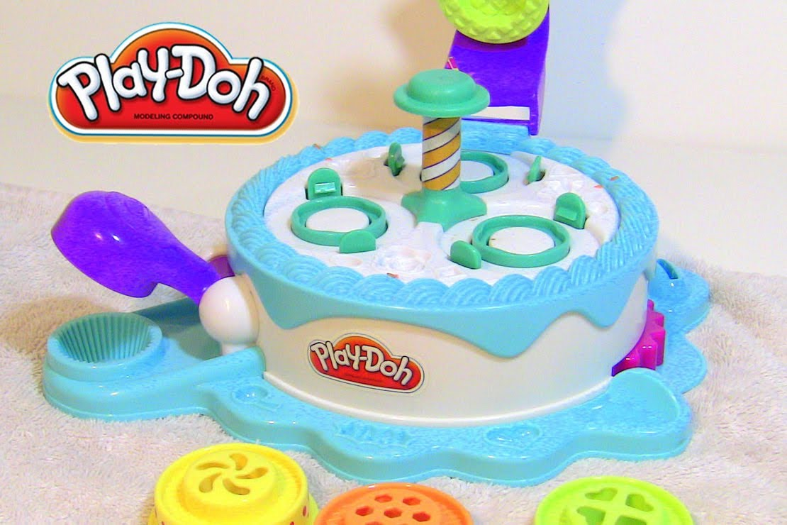 machine a gateau play doh