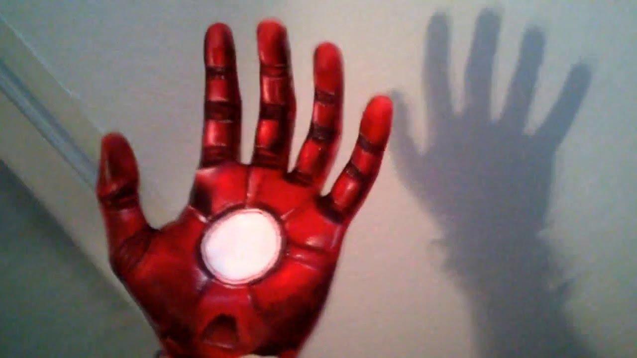 main d iron man
