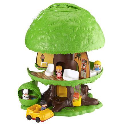maison arbre jouet