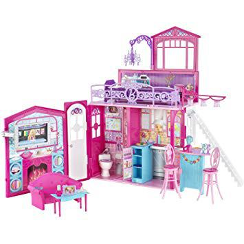 maison barbie pliable