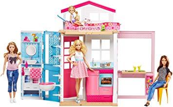 maison barbie transportable