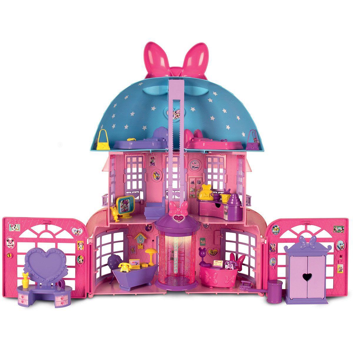 maison de minnie jouet