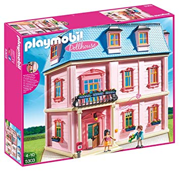 maison dollhouse playmobil
