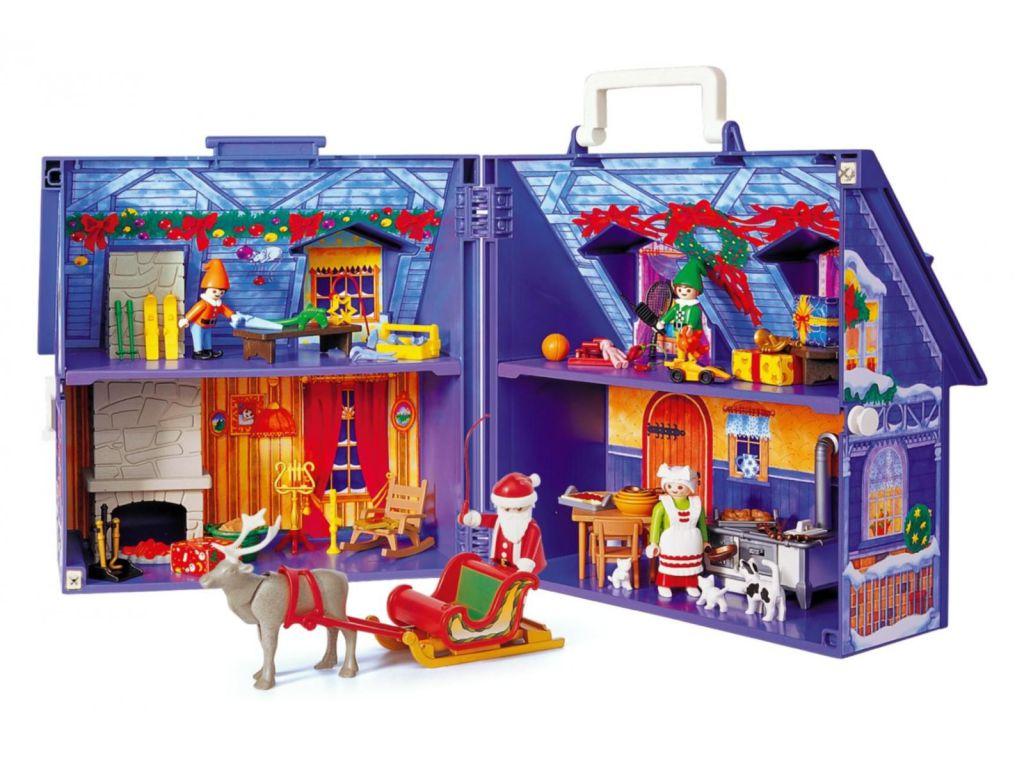 maison du playmobil