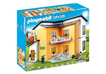 maison en playmobil