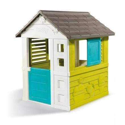 maison jardin enfant smoby