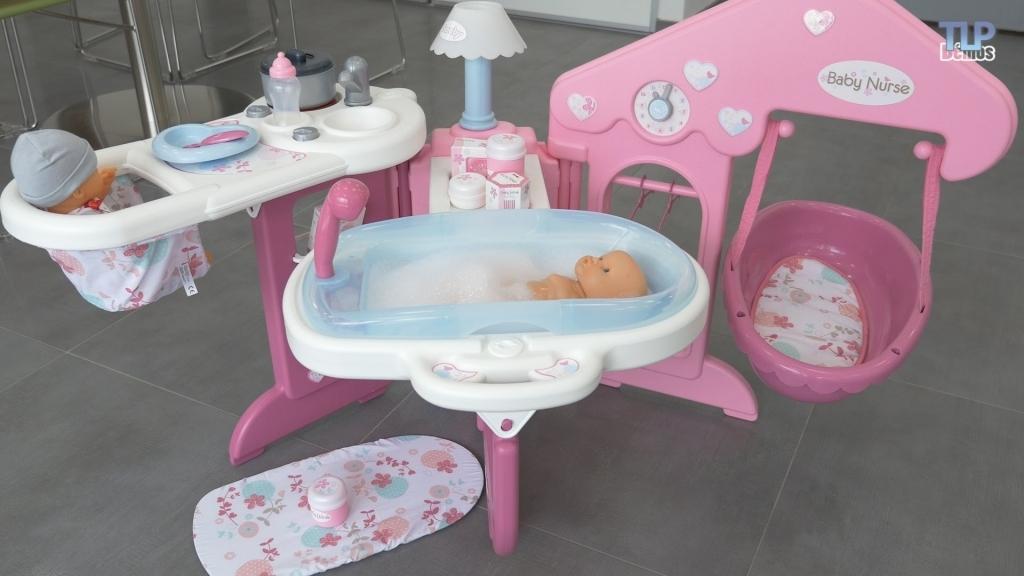 maison nursery smoby