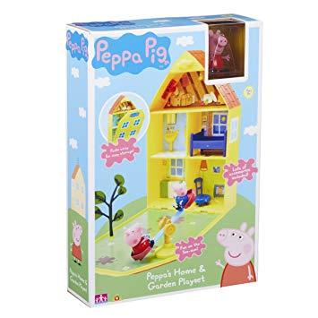 maison peppa pig jouet