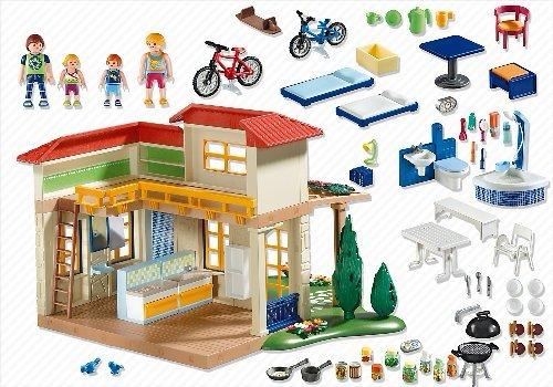 maison playmobil 4857