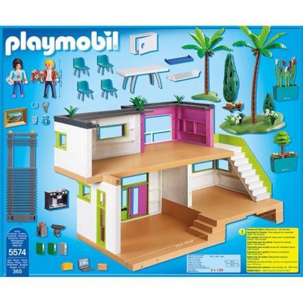 maison playmobil city life