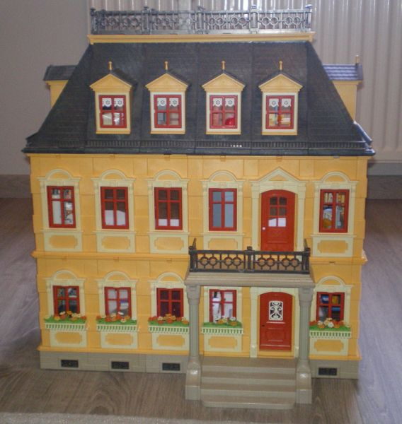maison playmobil occasion