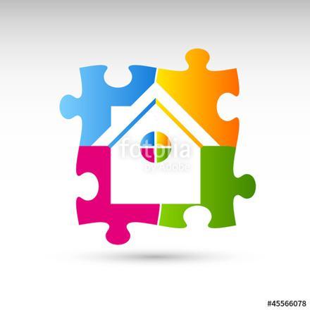 maison puzzle